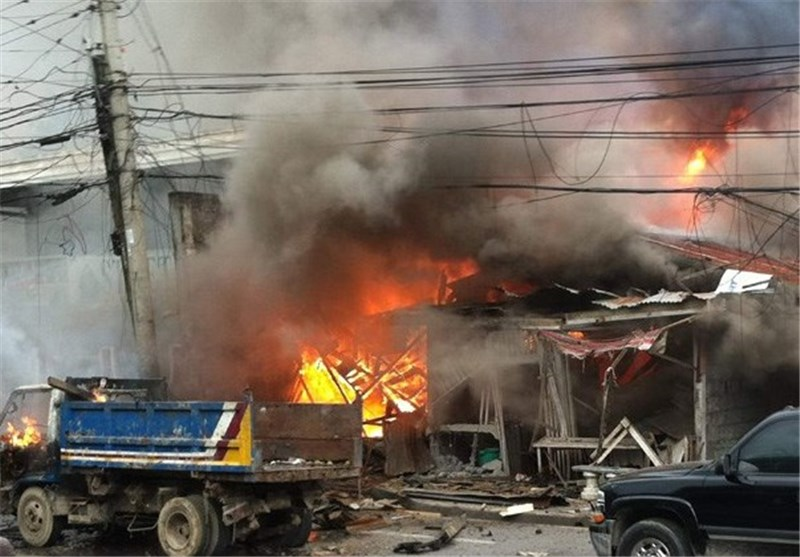 Deadly Blast Hits Southern Philippine City