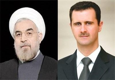 روحانی بشار اسد