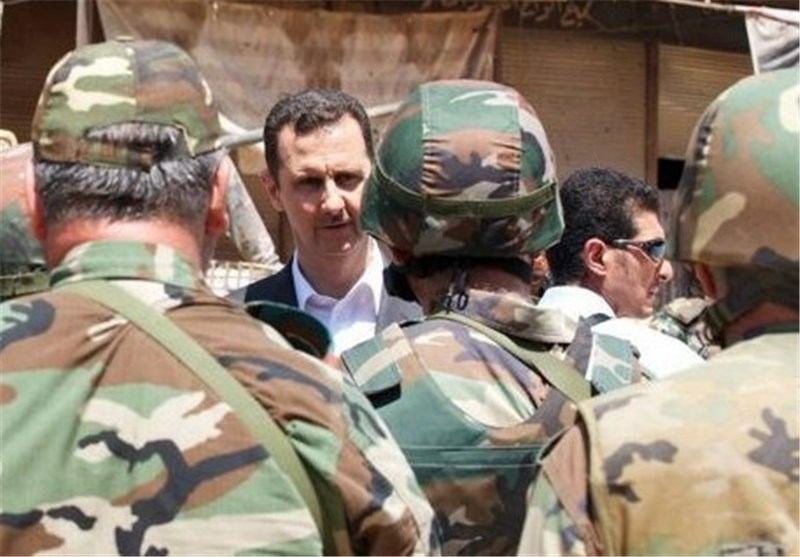 "Analyst Sees Assad's Visit to Daraya as ""Show of Force"""