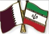 Iran, Qatar Determined to Expand Ties, Cooperation