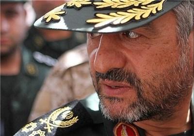 عزیز جعفری فرمانده کل سپاه