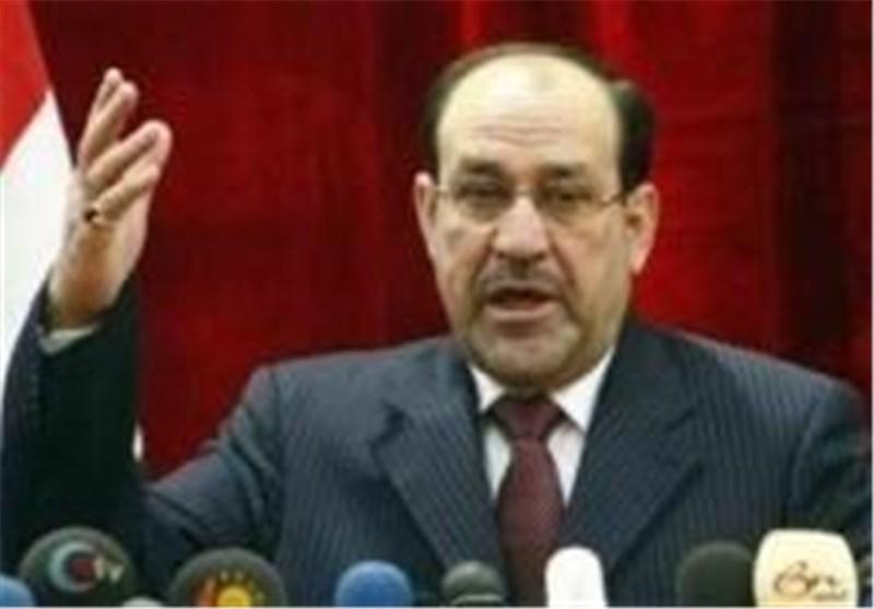 رئیس الوزراء العراقی یدعو إلى عقد مؤتمر دولی لمکافحة الإرهاب