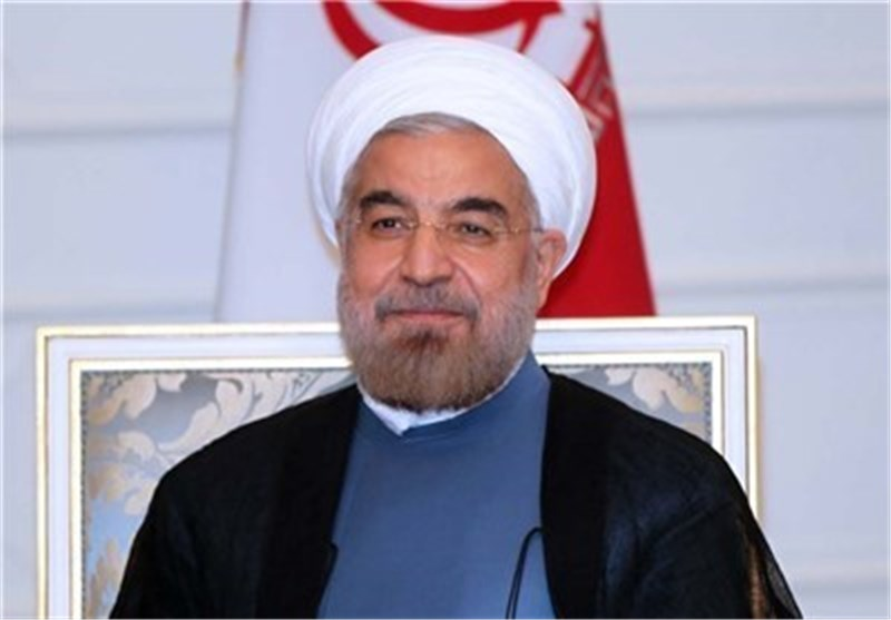 Rouhani: Constructive Interaction Top on Iran's Foreign Policy Agenda