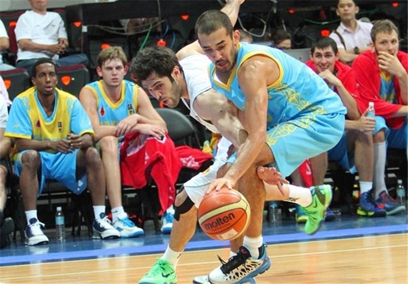 Iran Crush Kazakhstan in Asian Basketball Championship
