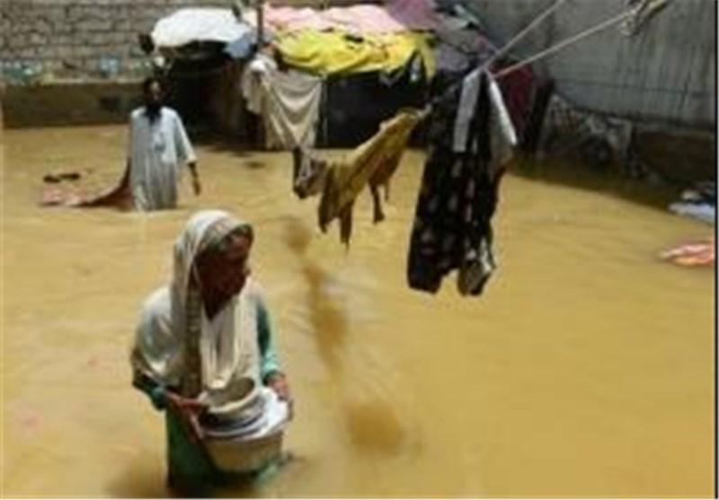 Pakistan Floods, Rains Death Toll Reaches 15