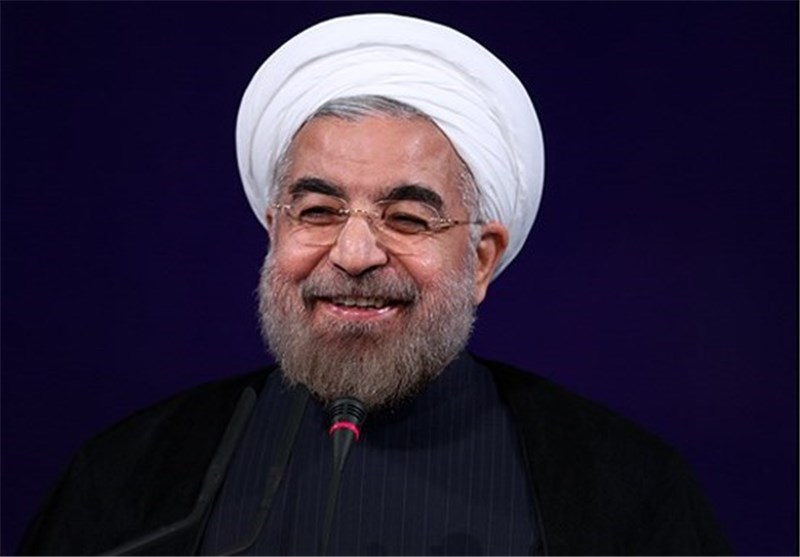 President Rouhani Felicitates Basketball Team's Victory in Asia