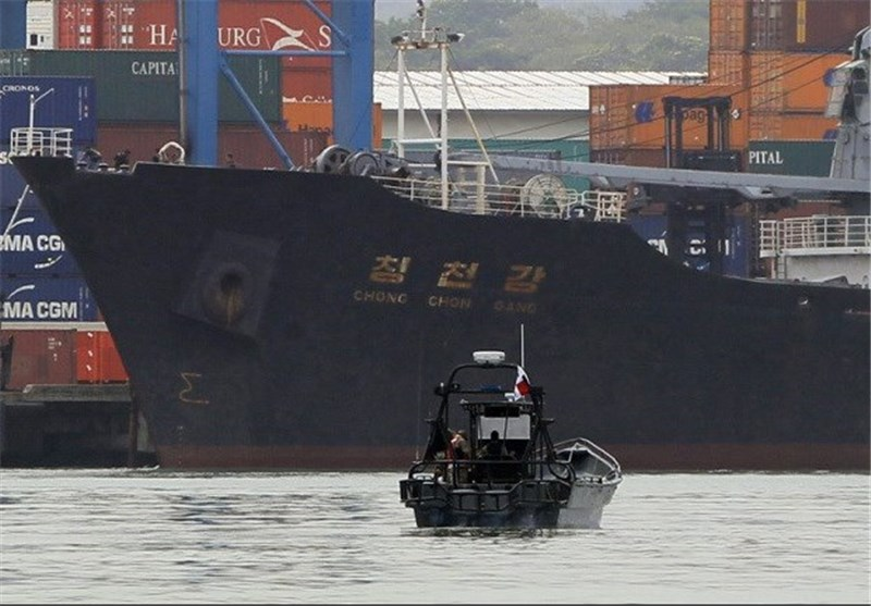 UN Team to Inspect N. Korean Ship Impounded in Panama