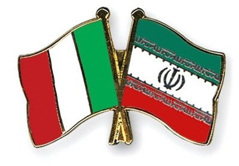 Iran, Italy Confer on Expansion of Economic Ties