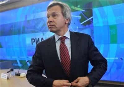 سناتور روس: ناتو بار دیگر بیمعنایی موجودیت خود را ثابت کرد