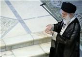 نماز مقام معظم رهبری