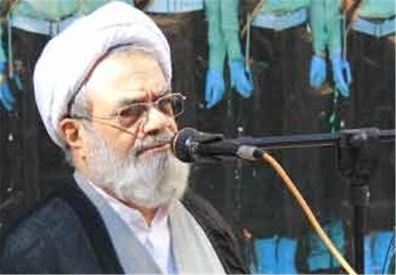 امام جمعه خمینی شهر عباس رحیمی