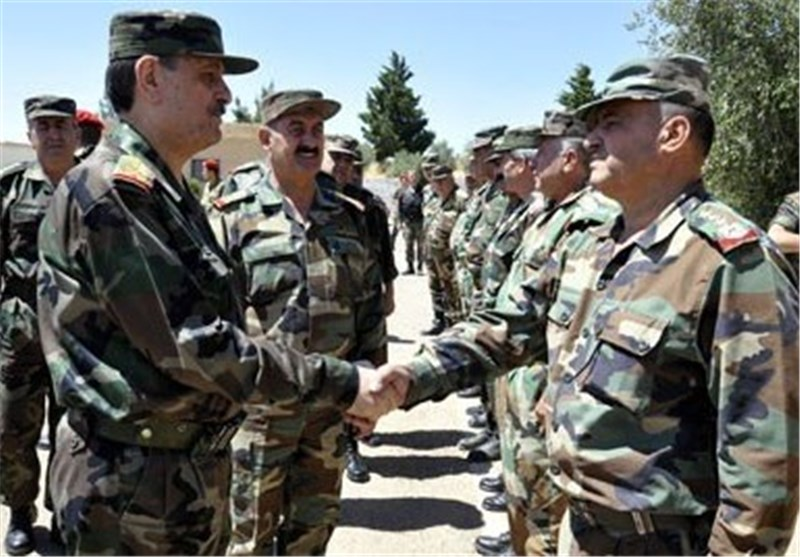 Syrian DM Praises Army's Performance in Uprooting Terrorism in Syria