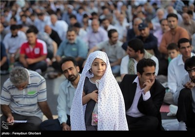 Muslim Nation of Iran Celebrates Eid al-Fitr