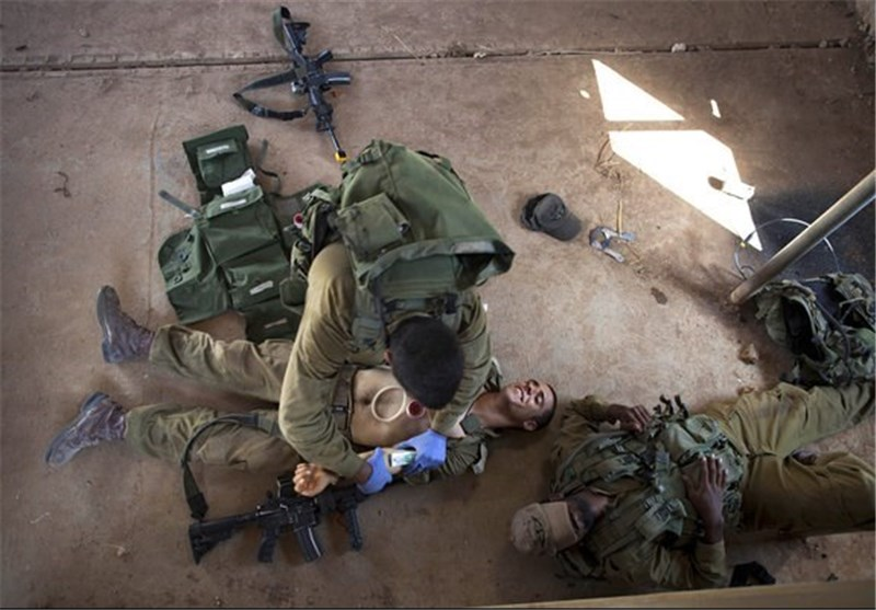 Israeli Reservists Refuse to Serve