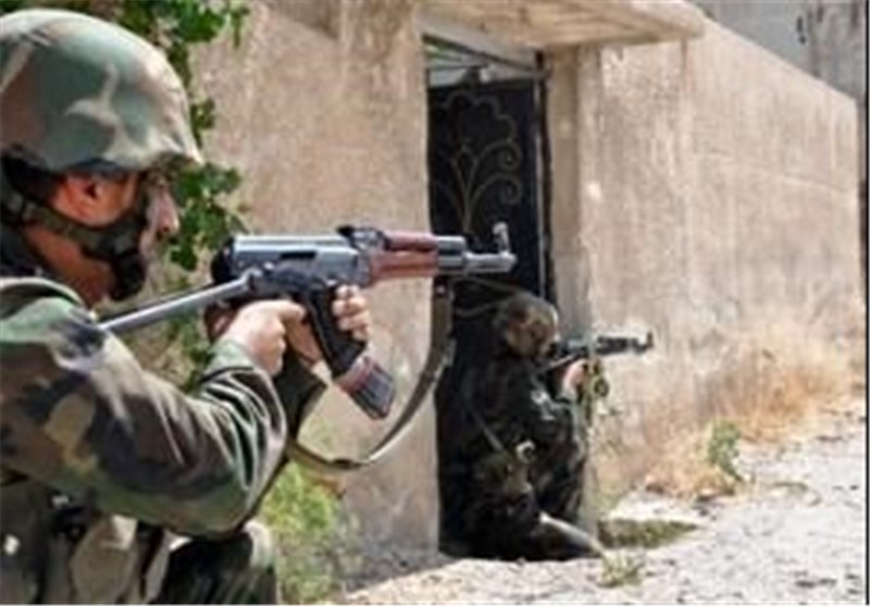 """الجیش السوری یکثف عملیاته فی الغوطة الشرقیة .. وعملیة تطهیر """"الملیحة"""" خلال ساعات"""