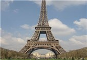 Eiffel Tower, Many Schools Closed in Big French Strike Day