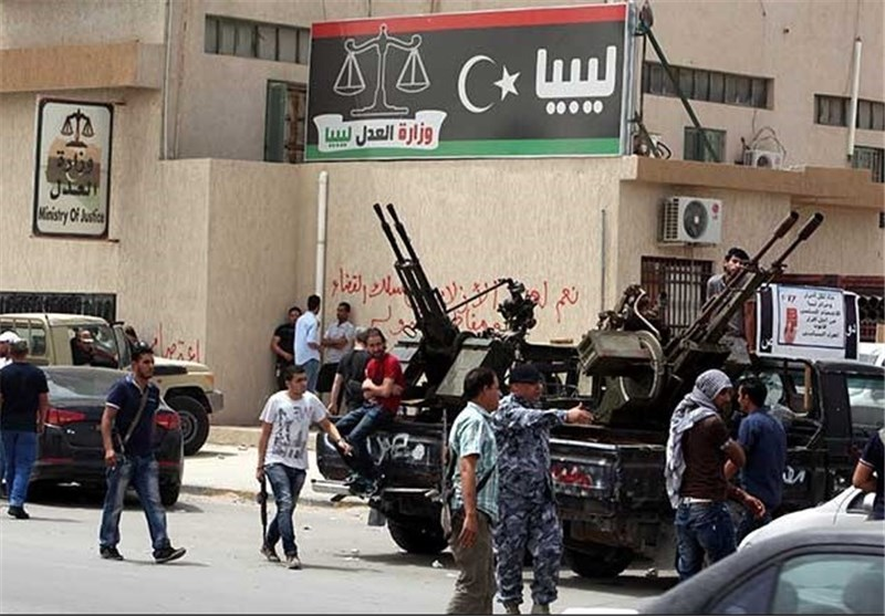 استقرار نیروهای امنیتی لیبی در شهر سبها
