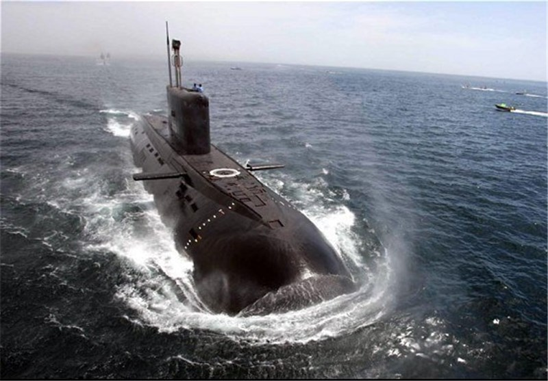 Iran to Deploy Super-Heavy Submarine to East Asia
