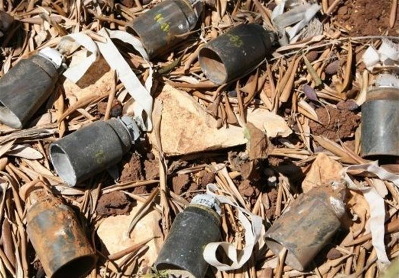 Young Lebanese Killed by Israeli Cluster Bomb