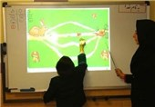 تخصیص یکمیلیاردریال برای هوشمند سازی مدارس دیر