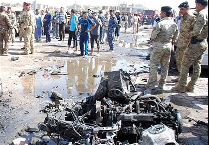 Bombings Targeting Iraq Military Kill 5 Soldiers