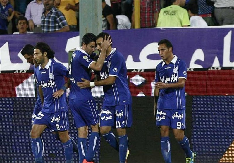 Iran's AFC League Team Esteqlal to Face Thai Thunders