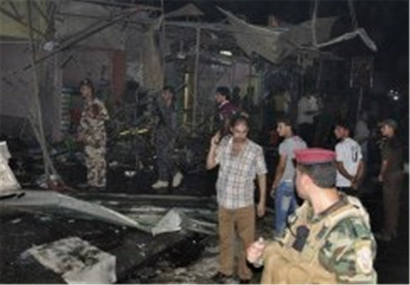 Car Bombs Kill Nearly 80 in Iraq