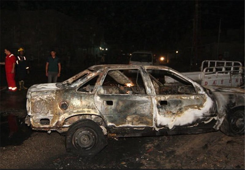 Car Bomb Attacks in Baghdad Kill 26 People, Wound Dozens