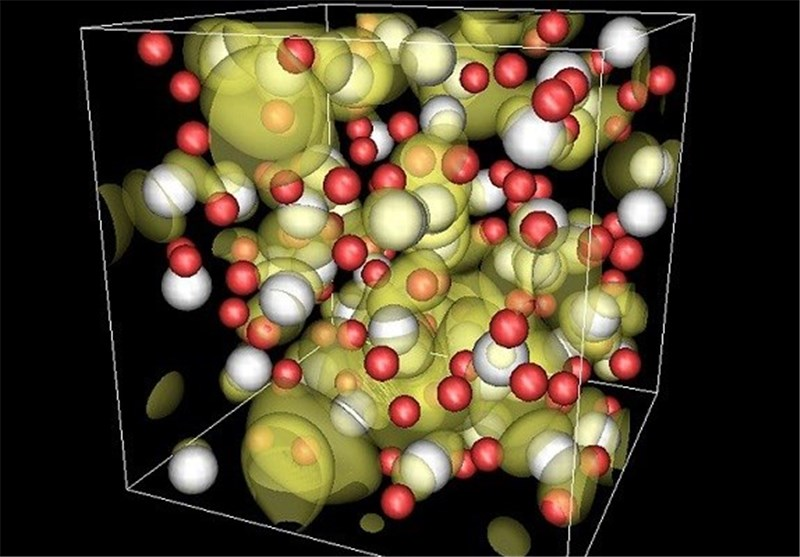 Computer Simulations Reveal Universal Increase in Electrical Conductivity