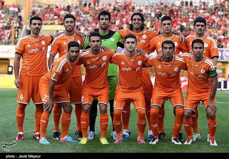 تساوی سایپا وفولاد در هوای سرد کرج/نارنجی پوشان همچنان در حسرت پیروزی