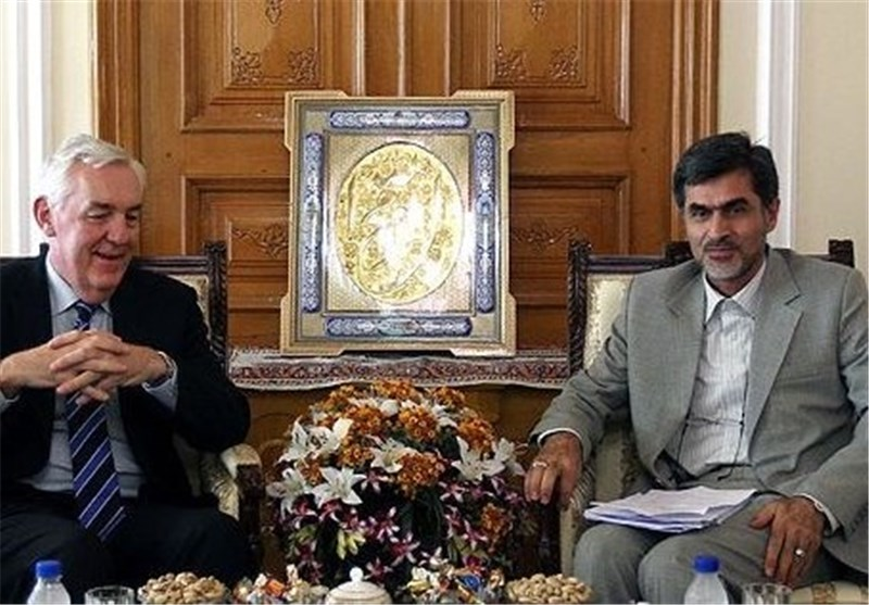 Iranian MP, Australian Envoy Discuss Parliamentary Relations