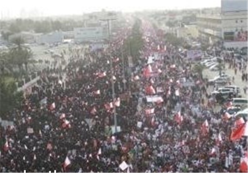 Bahrainis Pour Into Streets for Nationwide Protests