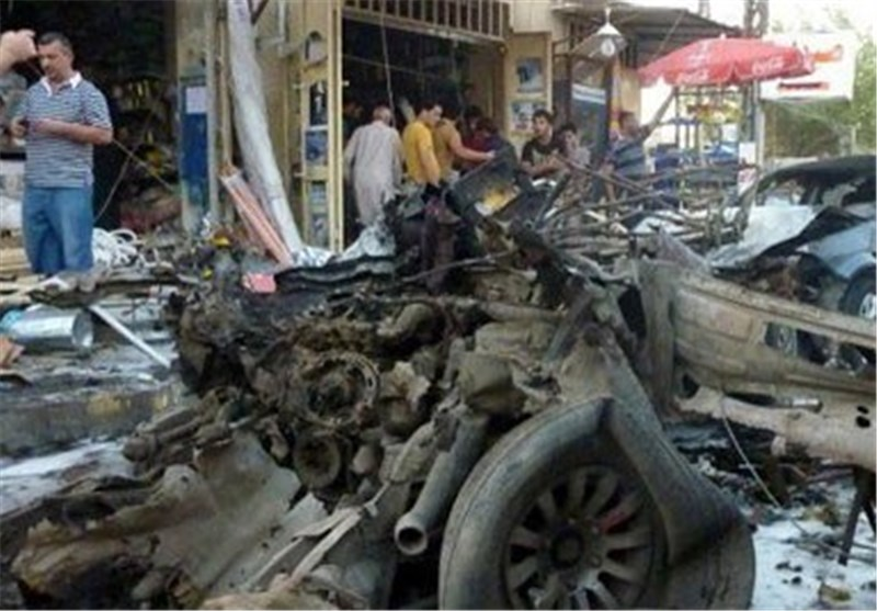 Bomb Attacks Kill 4 in Baghdad