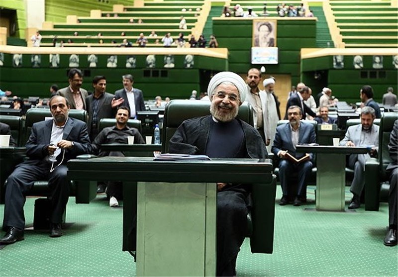 Iran's Parliament Begins Third Day of Debates on Rouhani's Cabinet