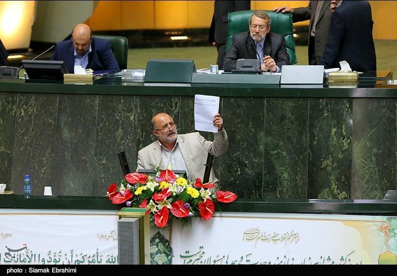"""درخواست قاضیپور از لاریجانی درباره """"آتش زدن کالای قاچاق"""""""