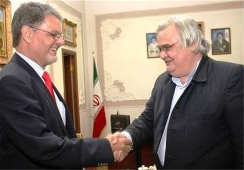 German Envoy in Tajikistan Hopes for Broader Ties with Iran