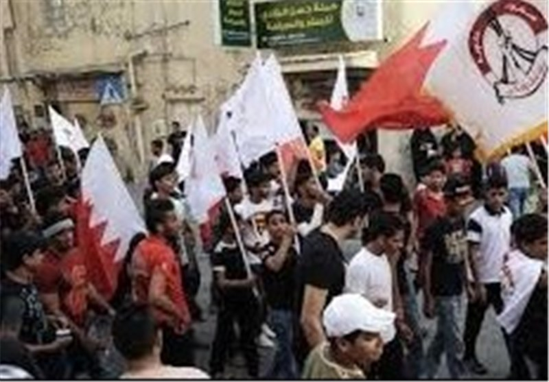 Bahraini Forces Use Poisonous Gases against Protesters