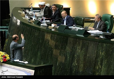 Iran's Parliament Holds Third Day of Debates on Rouhani's Cabinet