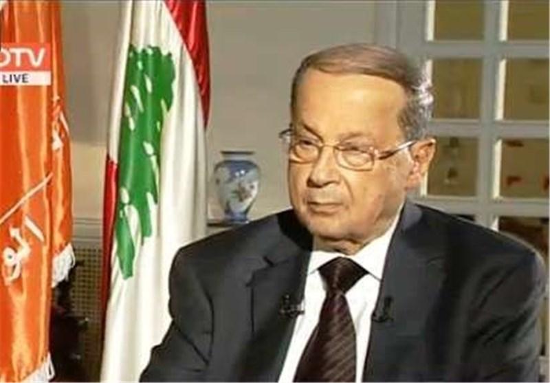 میشال عون : حزب الله مکون أساسی فی المجتمع اللبنانی لا یمکن حذفه