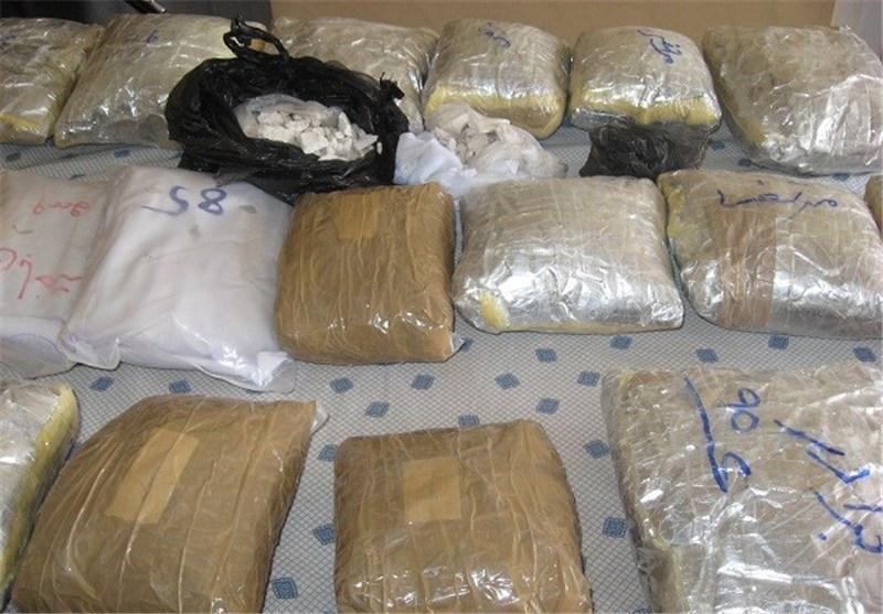 Iranian Police Seize Huge Drug Cargo
