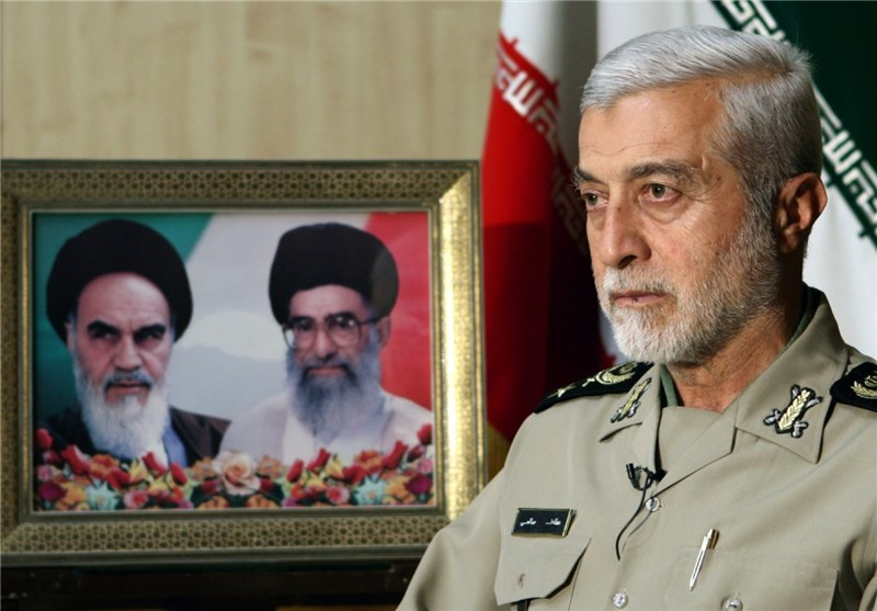 سرلشکر صالحی فرمانده ارتش