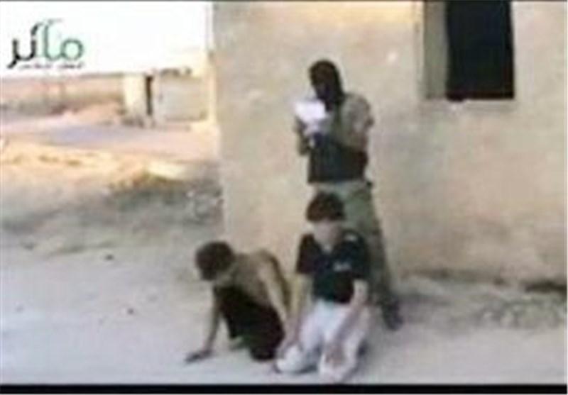 """إرهابیو """"دولة العراق والشام"""" یقتلون طفلین من مدینتی «نبل» و«الزهراء» رمیاً بالرصاص"""