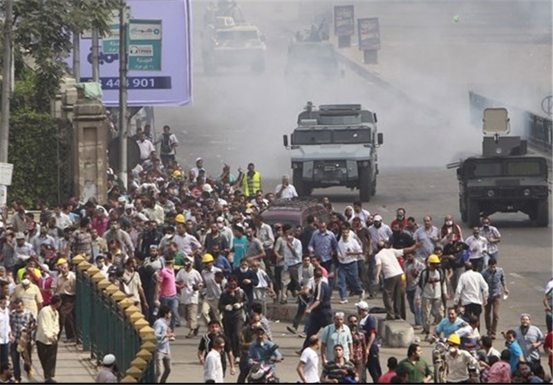 "UN Security Council Calls for ""Maximum Restraint"" in Egypt"