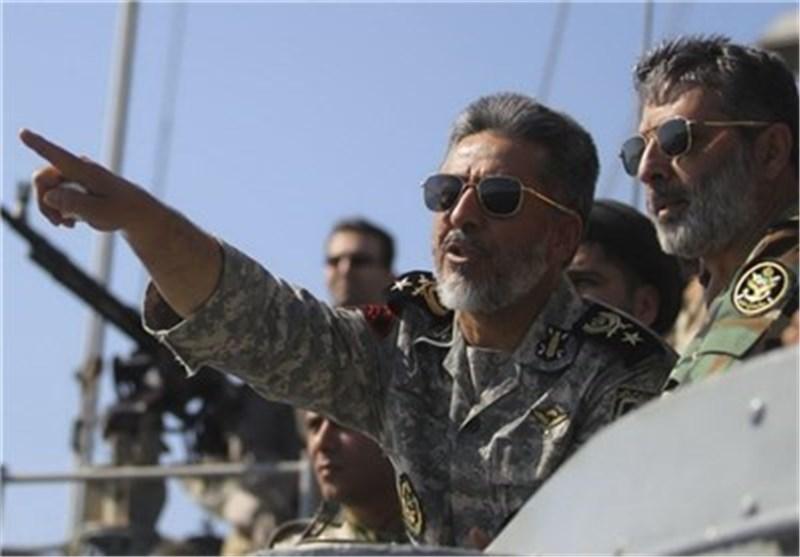 الامیرال سیاری : مصالح ایران الاسلامیة فی البحر ستراتیجیة ورئیسیة