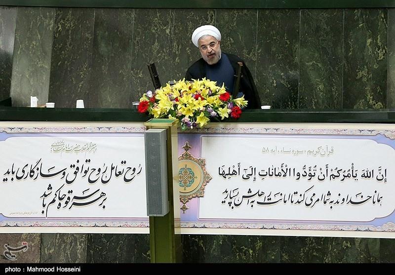 امریکی پابندیوں کے جاری رہنے کی صورت میں ایران جوہری معاہدے سے نکل سکتا ہے، صدر روحانی