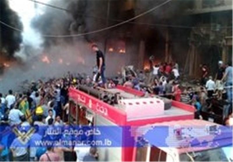 21 شهیدًا وأکثر من 120 جریحا فی التفجیر الإرهابی بالضاحیة الجنوبیة لبیروت