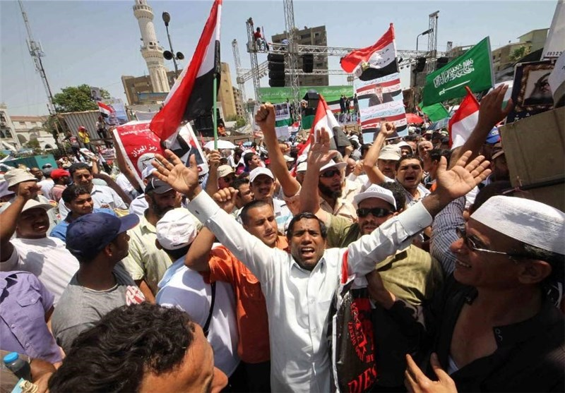 Fresh Protests Begin in Egypt