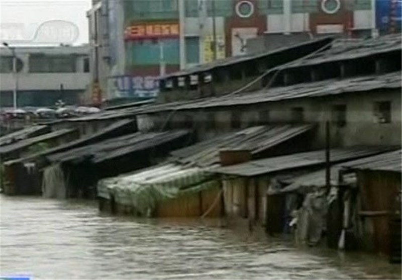 21 Bodies Recovered after NW China Flood