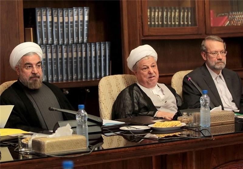 حسن روحانی مجمع تشخیص