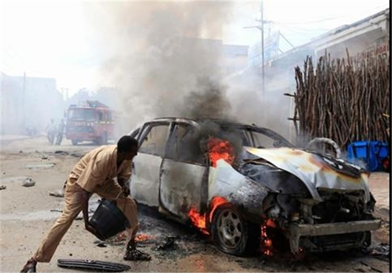 Shabaab Claims Twin Blasts in Somalia